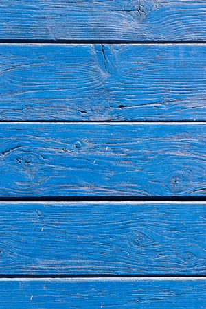 wooden boards: Old painted wood wall - texture or background