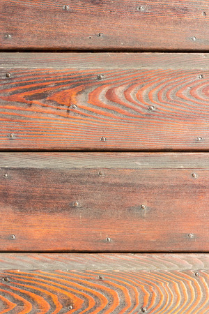 wood panel: Old painted wood wall - texture or background