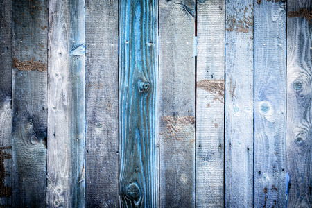 Old painted wood wall - texture or background Stok Fotoğraf - 44497627