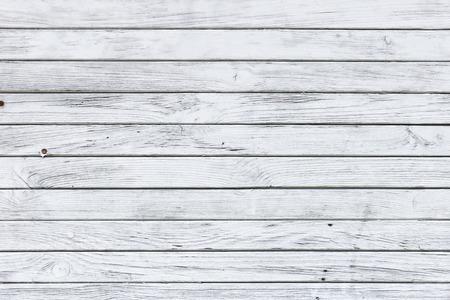 Witte houten textuur met natuurlijke patronenachtergrond