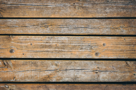 Oude geschilderde houten muur - textuur of achtergrond