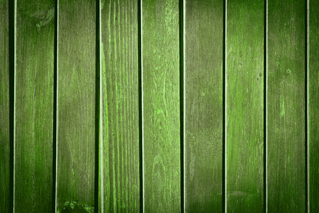 green texture: The old green wood texture with natural patterns Stock Photo