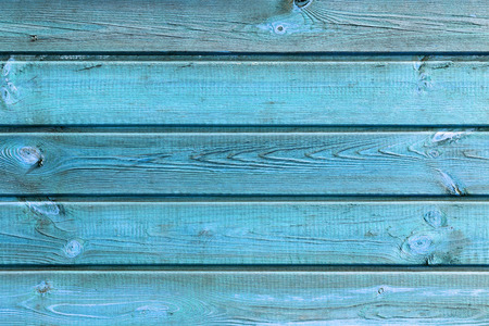 The old blue wood texture with natural patterns Standard-Bild
