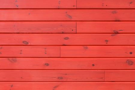 自然なパターンと古い赤いウッド テクスチャ