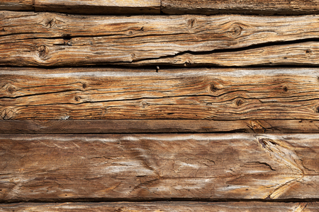 The old wood texture with natural patterns. Stock Photo