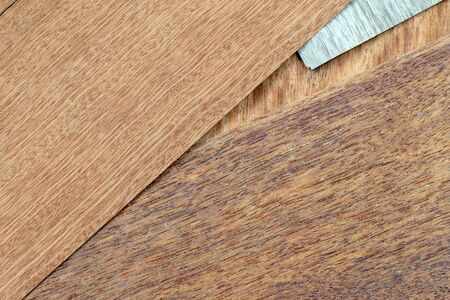Wooden veneer to use as a background.