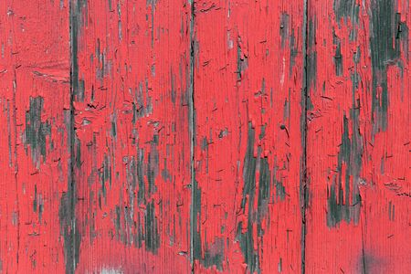 The old red wood texture with natural patterns. Zdjęcie Seryjne