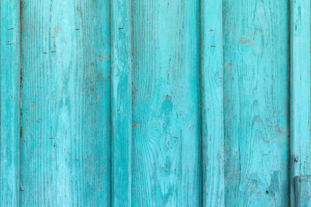 The old blue wood texture with natural patterns. Stockfoto - 130068535