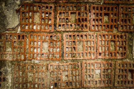 textured wall: Textured bca brick wall