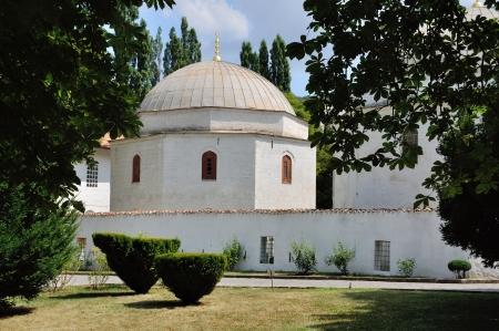 Khan s Palace in Bakhchisaray, Crimea, Ukraine Stock Photo - 19074408