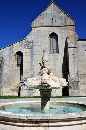 Abbey of Santa Maria la Real de Las Huelgas, was founded in 1180 Stock Photo - 19814062