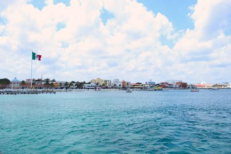 Coast of Cozumel