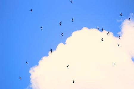 Sky in cancun