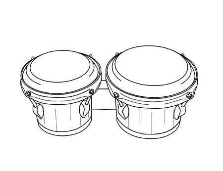 bongos: bongo