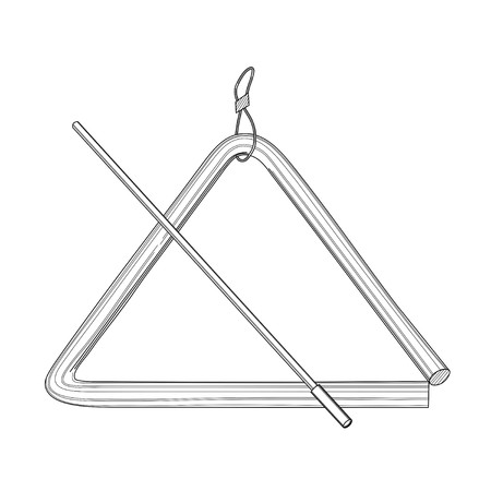 triangle musical instrument: Triangle (musical instrument)
