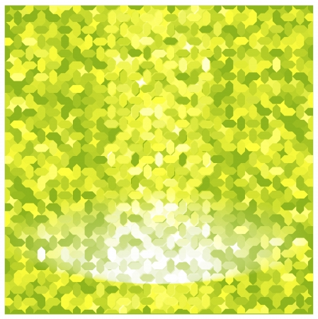 eco mosaic background Vector