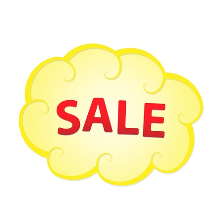 sale symbol Stock Vector - 17359287