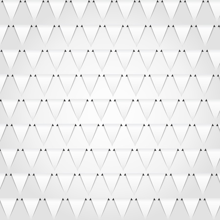 tillable: Black and white abstract background made out of metal looking arrows with shadows