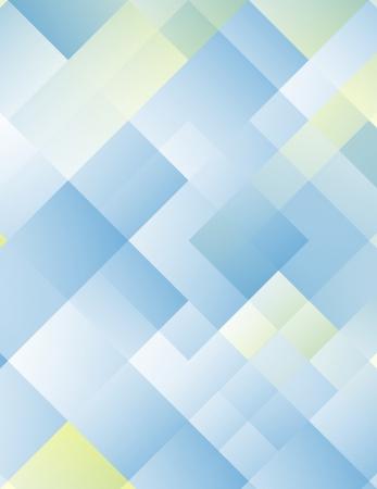 subtle background: Blue subtle background made out of various size rectangles