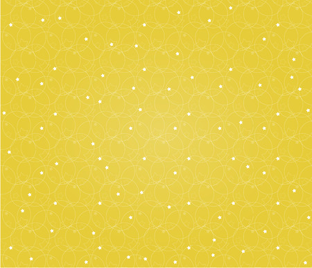 christmas stars: The seamless abstract Xmas background
