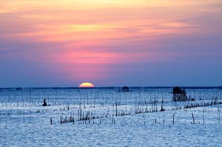 pattaya: Sunset pattaya thailand Stock Photo