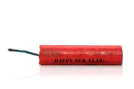 Firecracker for New Year's Eve Stock Photo - 807370