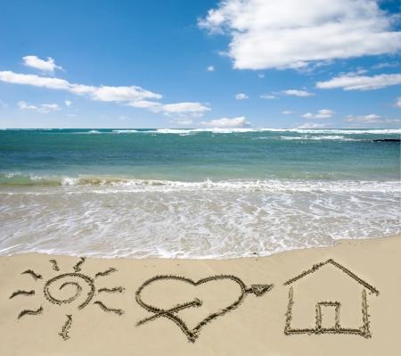 casa del sole cuore