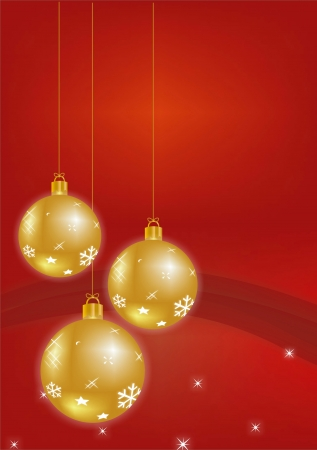 Christmas balls Stock Photo - 8407725