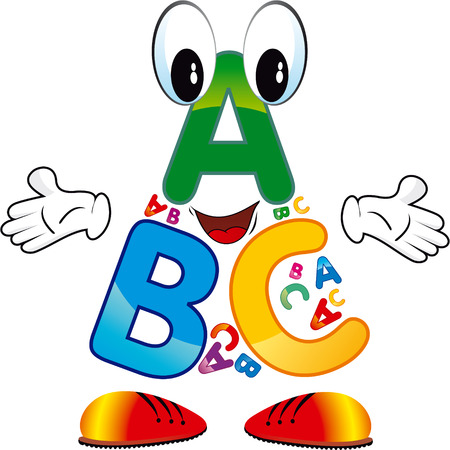 learning language: ABC Vectores