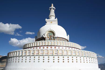shanti: Shanti Stupa
