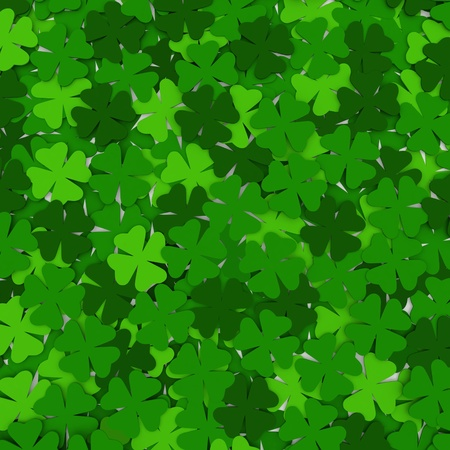 Background made from green leaves - a symbol of spring.  Stock Photo