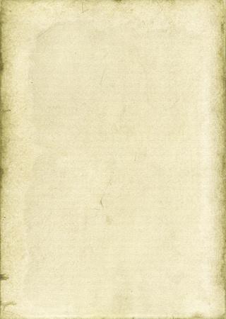 western border: Old paper- light background