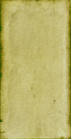 Old paperboard-green background