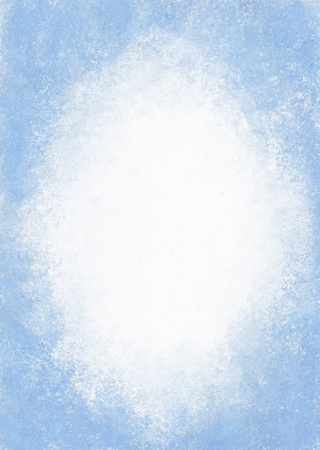 Grunge paper- gray-blue background