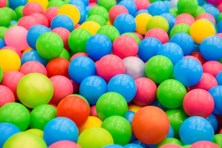 Lots of multi-Color fun balloon.