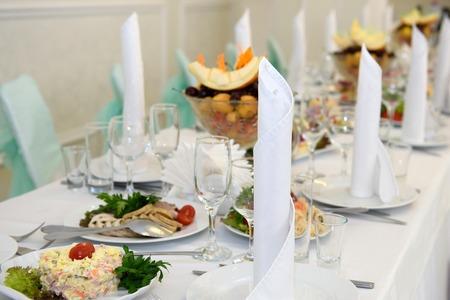 An abundant feast for gluttons.