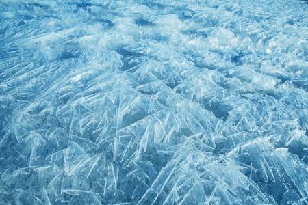 Micro icicles - texture-fragile and durable.