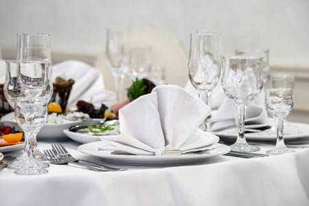 Das Jubiläum des Restaurants.
