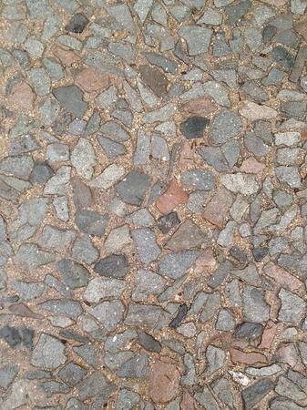 stone floor: stone floor Stock Photo