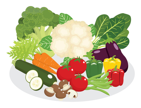vegetable and legumes diet group
