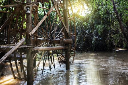 baler: Turbine baler, The irrigation in Countryside