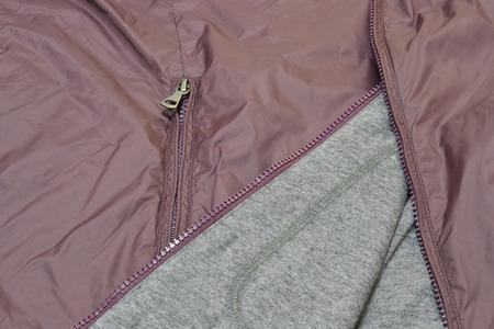 warm shirt: Zip Stock Photo