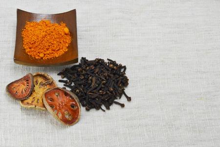 scruple: spa product Stock Photo