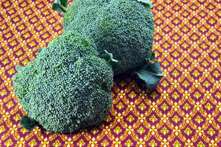 egalitarian: broccoli close up