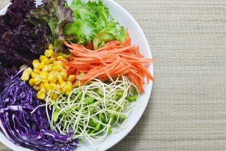 egalitarian: salad