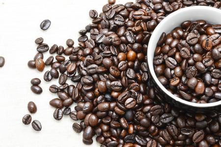 afternoon break: coffee bean