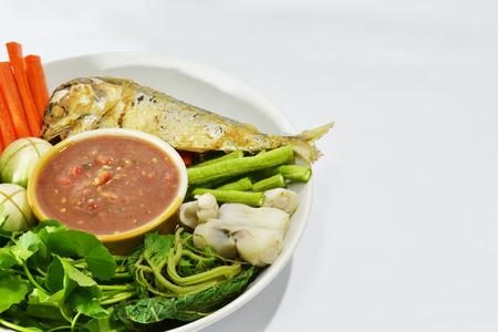 chili sauce: chili sauce Stock Photo