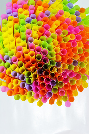 a straw: straw Stock Photo