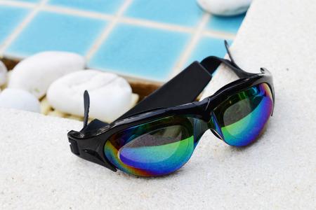 goggles: goggles Stock Photo