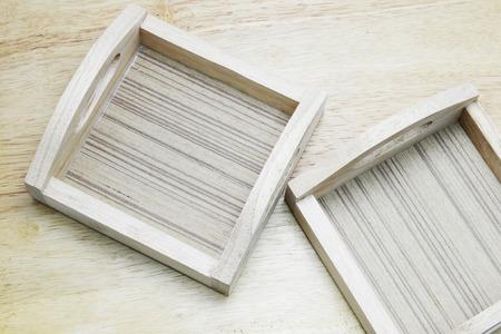 chop stick: wood blow Stock Photo